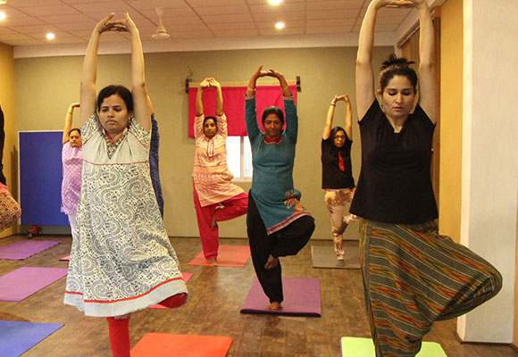 Yoga for Pregnant Ladies
