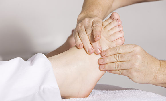 Foot Reflexology: